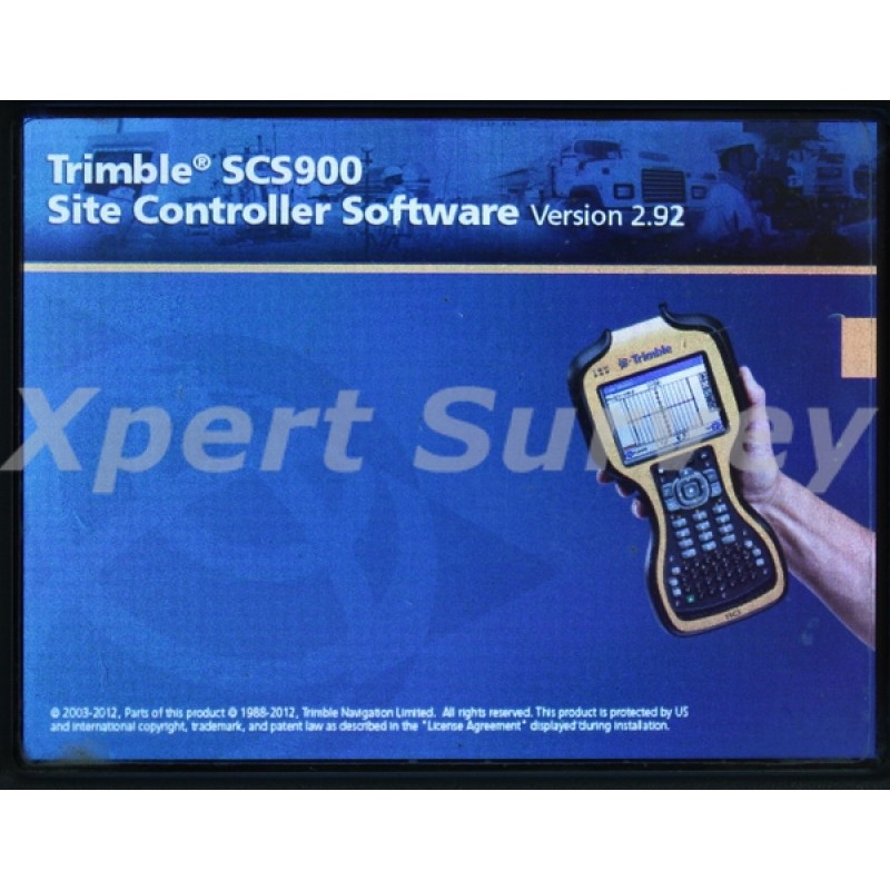 Trimble Access Field Software Manual