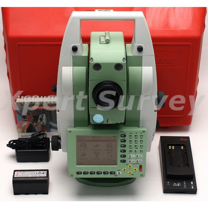 leica tcrp1205 total station tps1200 series rh xpertsurveyequipment com Leica Microscope Parts List Leica Microscope Parts List