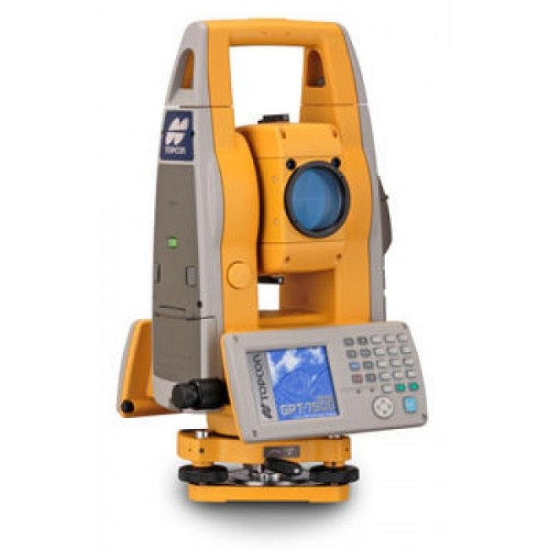 topcon gts 750 series gts 751 total station rh xpertsurveyequipment com Topcon Instruction Manuals Topcon Instruction Manuals