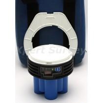 Ashtech Locus L1 GPS Receiver w/ Crown
