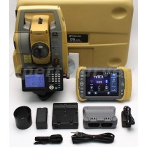 "Topcon DS-103AC 3"" Direct Aiming Robotic Total Station w/ Tesla Controller"