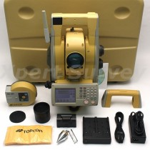 Topcon GPT-9001A Reflectorless Robotic Total Station