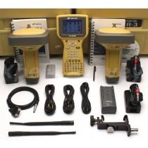 Topcon GR-3 GPS GLONASS 450-470 MHz RTK Base & Rover w/ FC-2000 Field Controller