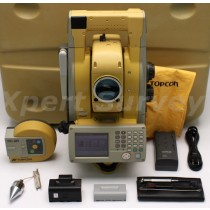 "Topcon GTS-905A 5"" Robotic Total Station w/ RC-3R Remote"