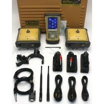 Topcon Hiper Lite+ GPS GLONASS RTK FH915 SpSp Base & Rover Set w/ FC-250