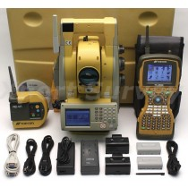 Topcon IS-03 Robotic Imaging Total Station w/ FC-2500 Field Controller