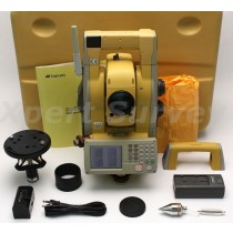 "Topcon QS3A 3"" Quick Station Robotic Total Station"