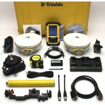 Trimble 5800 Limited GPS Base & Rover Set w/ Recon Data Collector 430-450 MHz