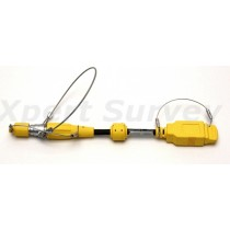 Trimble 80799 7 Pin LEMO To USB-A Female Data Cable For R10 Antenna Receiver
