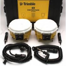 Trimble MS990 RTK GPS GLONASS Grade Control Receiver Set GCS900