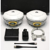 Trimble R8 Model 3 GPS GLONASS 450 - 470 MHz Base & Rover Set