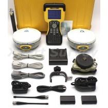 Trimble R8 Model 2 GPS GLONASS Base & Rover Kit w/ TSC2 Controller