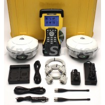 Trimble R8 Model 3 GPS GLONASS Base & Rover Receiver Set w/ TSC2 Data Collector