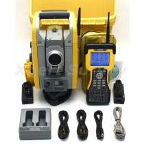 "Trimble S6 DR 300+ 3"" Robotic Total Station w/ TSC2 2.4GHz Data Collector"