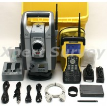 "Trimble VX DR Plus + 1"" Robotic Total Station 3D Spatial Scanner & TSC2 Data Collector w/ Radio"