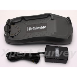 Trimble 53500-00 Geo Explorer 2005 Series Support Module Cradle Battery Charger