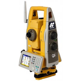 Topcon QS5 Quick Station Robotic Total Station