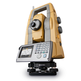 Topcon PS-105 Robotic Total Stations