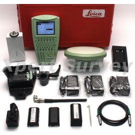 Leica GPS1200 RX1250XC Controller ATX1230 GG GPS GLONASS Kit