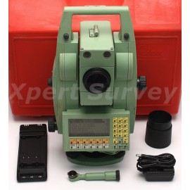 "Leica TCRA1101 Plus 1"" Auto Target Motorized Auto Target Total Station Total Station"