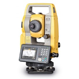 Topcon OS-105 Compact Total Station