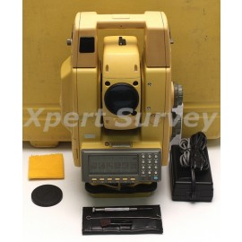 "Topcon GPT-8003A 3"" Auto Tracking Total Station"
