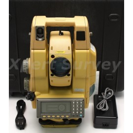 "Topcon GPT-8005A 5"" Auto Tracking Reflectorless Total Station"
