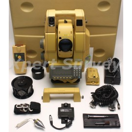 "Topcon GPT-8205A 5"" Robotic Total Station"