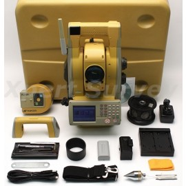 "Topcon GPT-9005A 5"" Robotic Total Station"