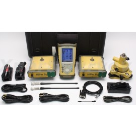 Topcon Hiper Ga GPS Base & Rover RTK 410-470 MHz