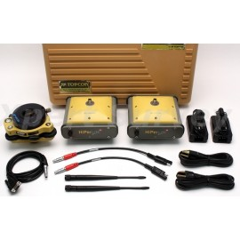 Topcon Hiper Lite Plus GPS 915+ SpSp Base & Rover Set