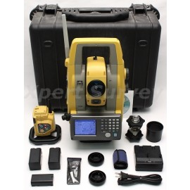 "Topcon PS-103A Power Station 3"" Robotic Total Station PS-103"