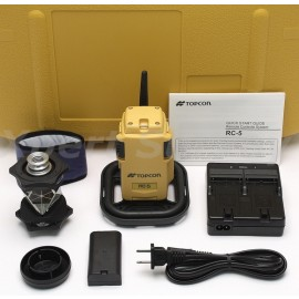 Topcon RC-5 Remote System w/ ATP1 Prism For PS Power Station Total Stations