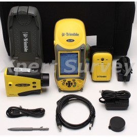 Trimble Geo XH 2008 Geo Explorer Data Collector w/ TDL 3G Modem & TruPulse 200
