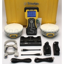 Trimble R8 GPS L1 L2 L2CS 450 - 470 Mhz Base & Rover Set w/ TSC2 Controller