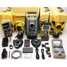 "Trimble S8 DR HP 1"" Robotic Total Station w/ TSC2 Field Controller"