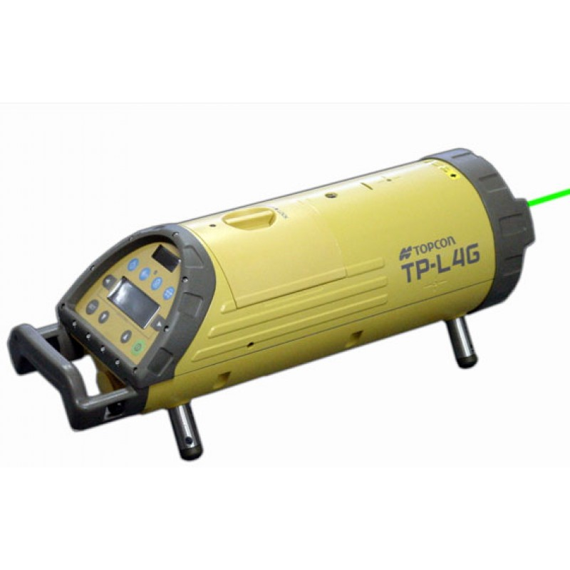 Details about  /Topcon TP-L Above Ground Centering Target for Green Beam Pipe Lasers