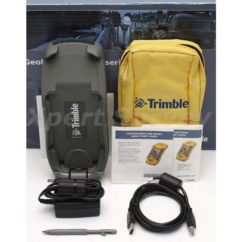 Trimble Geoxh manual