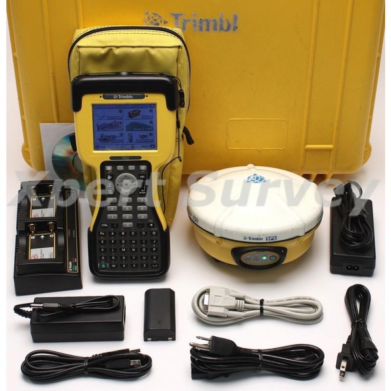 Trimble SPS881 GNSS GPS L1 L2 L2CS RTK GLONASS Antenna w/ TSC2 Data  Collector