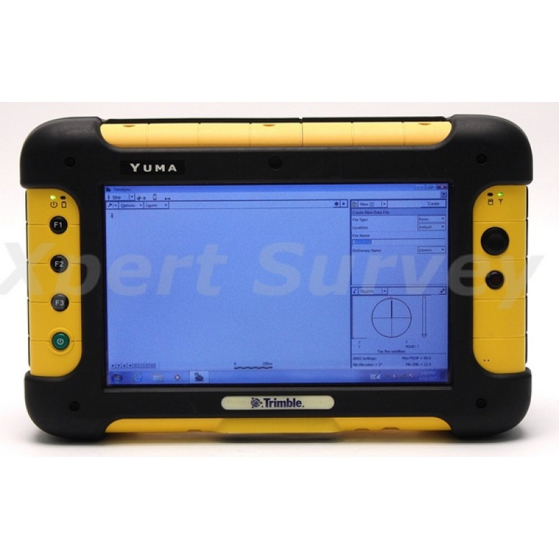 Trimble Yuma Tablet Data Collector Xpert Survey Equipment