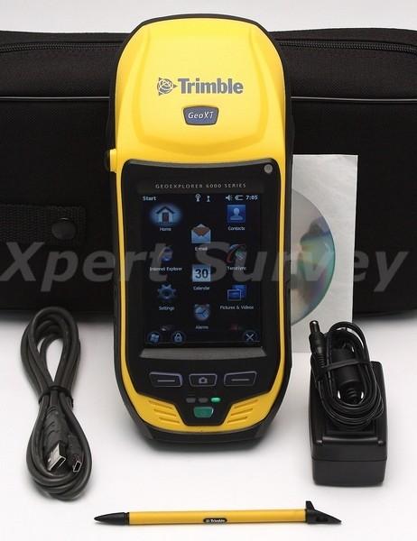 Trimble geoexplorer 6000 series manual