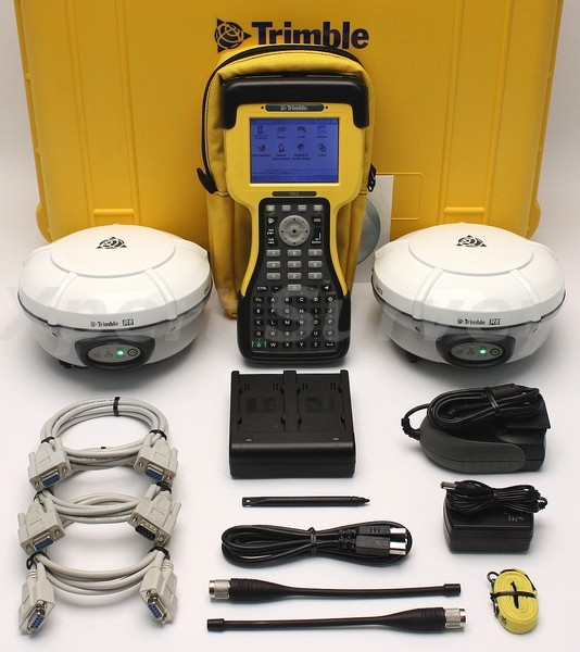 Trimble R8 Model 3 410 430 Mhz Base Amp Rover Xpert