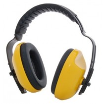 Y3 Ear muffs stock photo