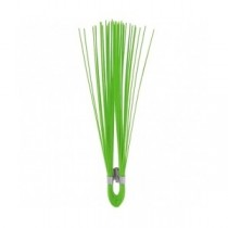 Green Stake Chaser Whisker Stock Photo