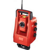 "Hilti POS180 3"" Robotic Total Station w/ POC100 Data Collector"