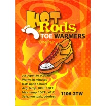 Hot Rods Toe Warmers Stock Photo