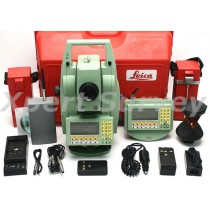 "Leica TCRA1105 Plus 5"" Robotic Total Station"