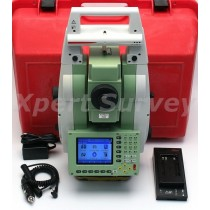 """Leica TCRP1205+R400 5"""" Motorized Auto Target Total Station"""