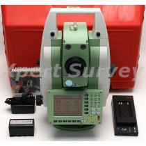 "Leica TCRP1205 5"" Motorized Auto Target Total Station"