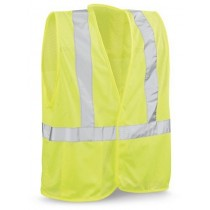 4X-Large Fluorescent Yellow / Green Class 2 Safety Vest